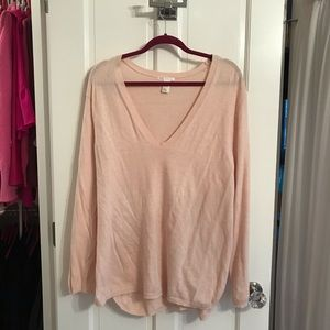 Blush H&M Sweater